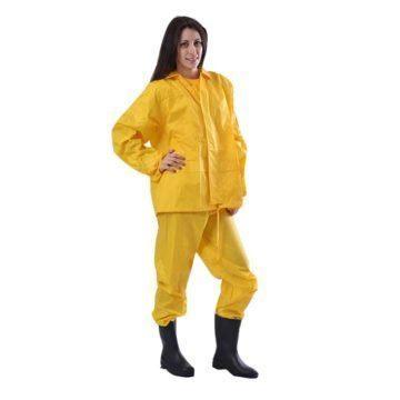 Αδιάβροχη στολή μηχανής κοστούμι πολυαμιδίου