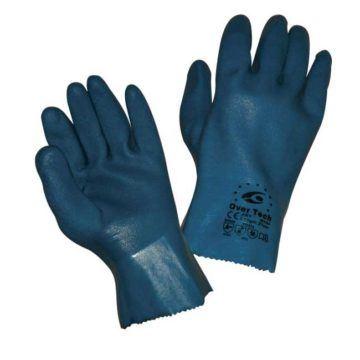 Γάντια πετρελαίου με σαγρέ χούφτα 35 εκατοστών
