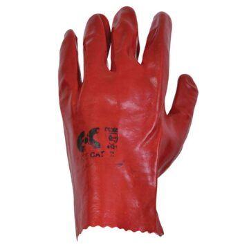 Γάντια εργασίας pvc πετρελαίου