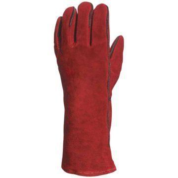 Γάντια εργασίας ηλεκτροσυγκολλητών δερμάτινα