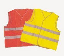 Γιλέκα ασφαλείας φωσφοριζέ