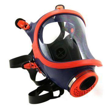 Μάσκα αερίων ολόκληρου προσώπου Ευρωπαϊκή