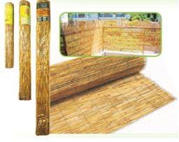 Καλαμωτή ξύλινη μπαλκονιού- κήπου σκίασης