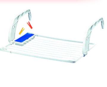 Απλώστρα ρούχων πλαστική μπαλκονιού 10Μ