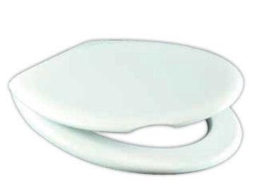 Καπάκι τουαλέτας μπάνιου λευκό πλαστικό