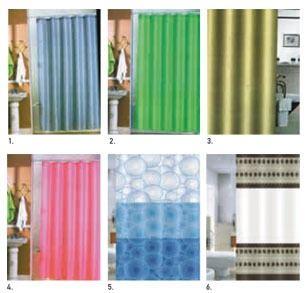 Κουρτίνα μπάνιου υφασμάτινη PACIFIC