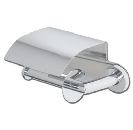 Χαρτοθήκη μπάνιου βαρέος τύπου ανοξείδωτη ADOBE