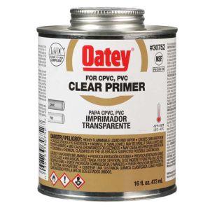 Καθαριστικό σωλήνων άχρωμο PVC/CPVC PRIMER OATEY