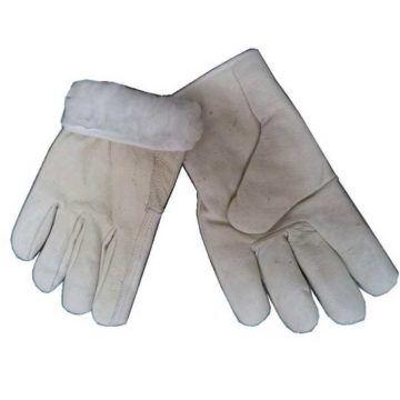 Γάντια προστασίας κρύου από φυσικό δέρμα DRIVER