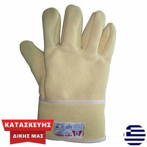 Γάντια υψηλής θερμοκρασίας 5 δακτύλων