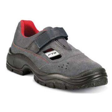 Παπούτσια ασφαλείας-εργασίας FTG S1 SRC