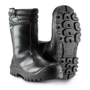 Μπότες εργασίας-ασφαλείας ψύχους Cofra S3