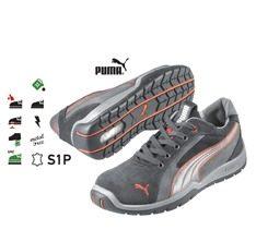 Παπούτσια ασφαλείας - εργασίας PUMA S1P
