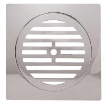 Σχάρα μπάνιου τετράγωνη viospiral