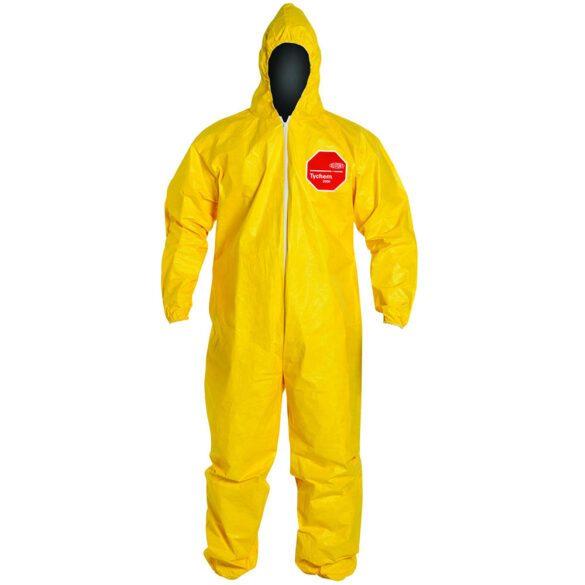 Στολή χημικής προστασίας Dupont