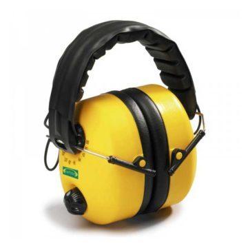 Ωτοασπίδα κεφαλής με ραδιόφωνο EN 352-1 EN 352-8