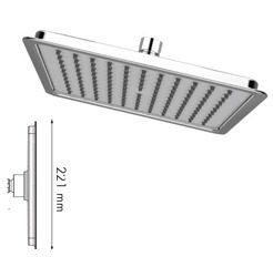 35-2410/S Blister kodonas ntouz aftokatharizomenos 1/2 22x22 cm alto viospiral