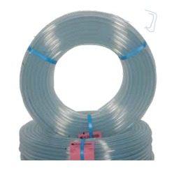 Αλφαδολάστιχο εύκαμπτο από PVC διάφανο 50m