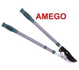 Ψαλίδι κορμών με πτυσσόμενες λαβές Amego Taiwan κυρτή λάμα