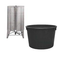 Βαρέλια ανοξείδωτα & Πλαστικά