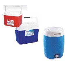 Ψυγεία πλαστικά και θερμό