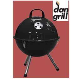 Ψησταριά κάρβουνου Dan Grill με καπάκι