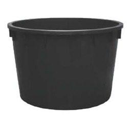 Κάδος πατητήρι σταφυλιών πλαστικός μαύρος σε διάφορα μεγέθη