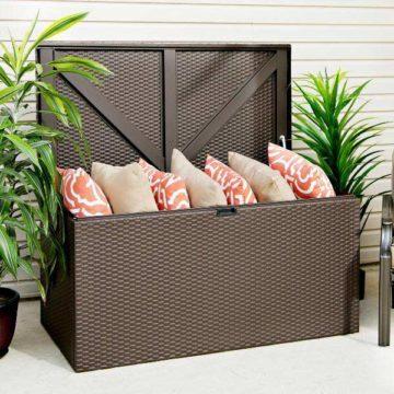 Μπαούλο αποθήκευσης μεταλλικό Storage chest
