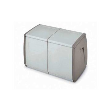 Μπαούλο αποθήκευσης πλαστικό 240L In&out Box 97