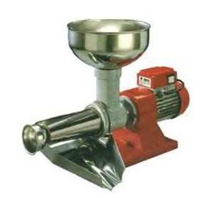 Ντοματομηχανή ηλεκτρική 0.5Hp 230 Kg/h Grifo
