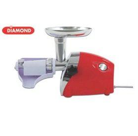 Ντοματομηχανή-κρεατομηχανή ηλεκτρική Diamond