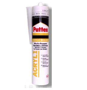 Ακρυλική μαστίχη βαφόμενη Pattex φυσίγγιο