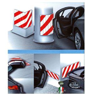 Προστατευτικό πάνελ αυτοκινήτων από χτυπήματα σε χώρους Parking