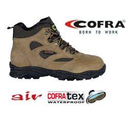 Μποτάκια ορειβατικά αδιάβροχα EXPLORER 02 Cofra WR SRC FO