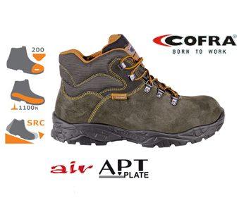 Μποτάκια προστασίας Cofra SCRAMBLE S1 P SRC