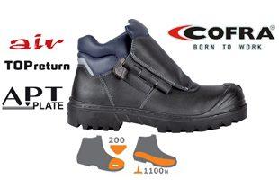 Μποτάκια ηλεκτροσυγκολλητών Cofra BIS UK S3 HRO SRC