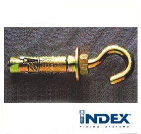 Βύσμα πακτώσεως εκτονούμενο με γάντζο (Index)