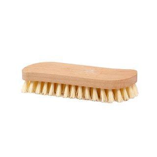 Βούρτσα πατώματος ξύλινη χωρίς χειρολαβή