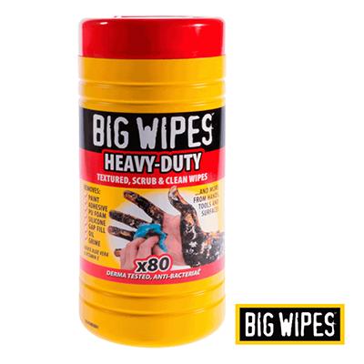Επαγγελματικά μαντιλάκια καθαρισμού BIG WIPES