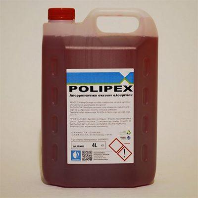 Καθαριστικό για ταψιά και σκεύη αλουμινίου Polipex