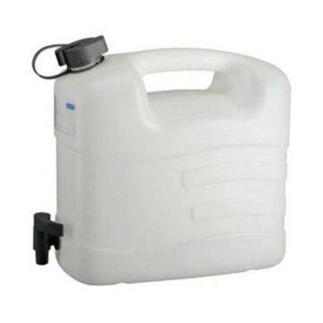 Μπετόνι πλαστικό νερού και λαδιού με κάνουλα PRESSOL