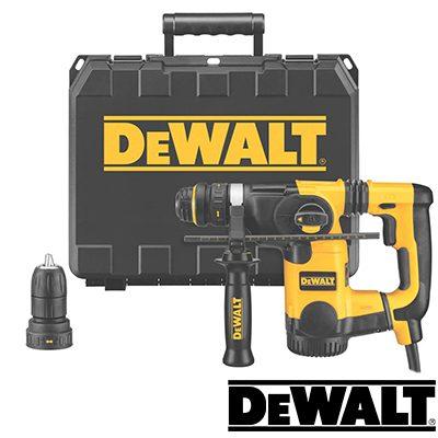 Πνευματικό πιστολέτο SDS-PLUS 800W DeWALT 3.5 κιλά