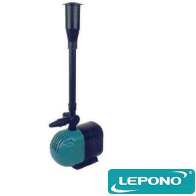 Αντλία σιντριβανιών 220V με φίλτρο 110 Watt LEPONO