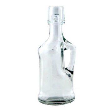 Μπουκάλι γυάλινο με μηχανικό πώμα 40ml