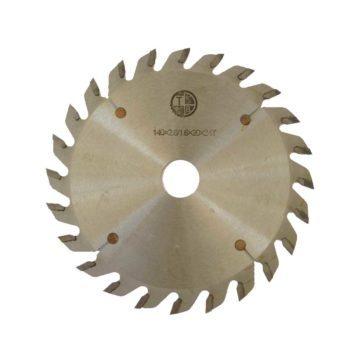 Δίσκοι κοπής ξύλου με δόντια αντίθετης κλίσεως
