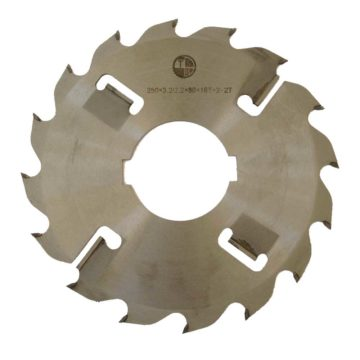 Δίσκος κοπής ξύλου για πολύδισκα μηχανήματα 250mm