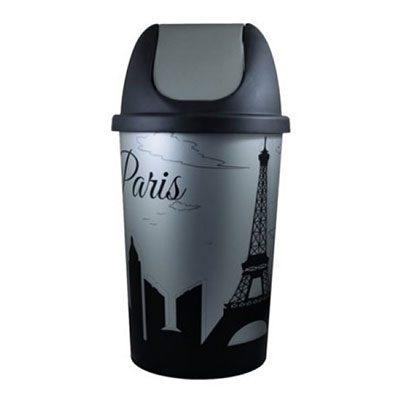 Κάδος απορριμάτων πλαστικός 50lt Paris καταστημάτων