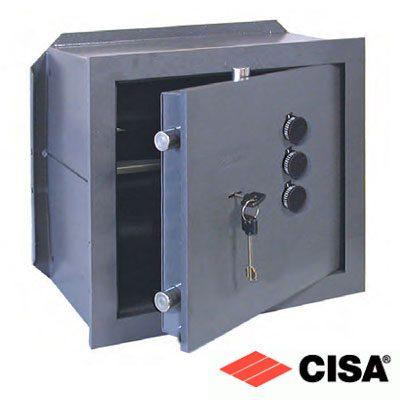 Χρηματοκιβώτιο συνδυασμού CISA εντοιχιζόμενο 82210