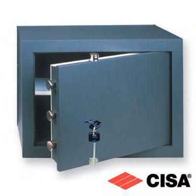 Χρηματοκιβώτιο CISA ασφαλείας επιδαπέδιο 82050