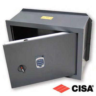 Χρηματοκιβώτιο CISA εντοιχιζόμενο ψηφιακό 82710